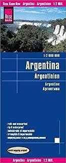 Argentina rkh r/v (r) wp GPS by Reise Know-How Verlag (2015-11-14)
