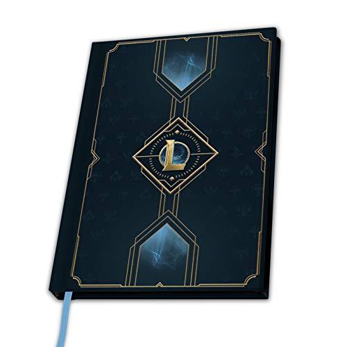 League of Legends Hexteck Logo - Cuaderno