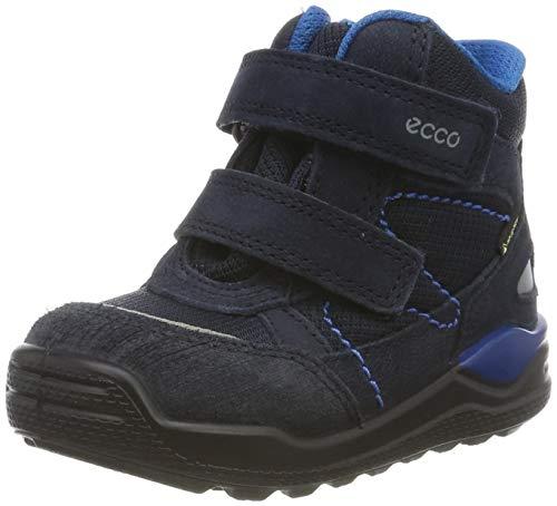 ECCO Jungen URBAN Mini Stiefel, Blau (Night Sky/Night Sky 50769), 24 EU