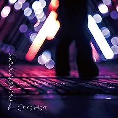 クリス・ハート「monochromatic」のCDジャケット