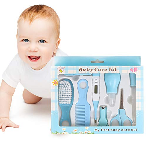 Baby Grooming Kit, Baby Health Care Kit, Newborn BabyCare Accessories,...