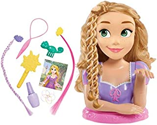 Disney Princess Deluxe Rapunzel Styling Head, 13-pieces