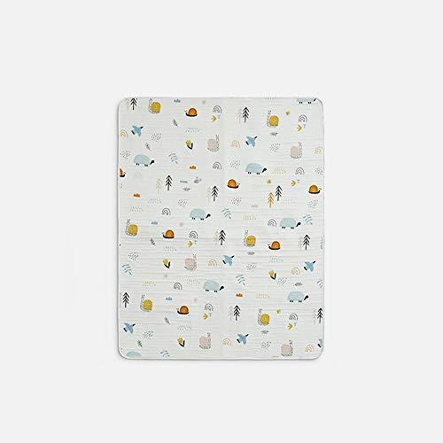 GESS Baby kinderbedje anti-slip urine pad, oversized waterdichte ademende matras, onmiddellijke zuiging droge siliconen anti-slip
