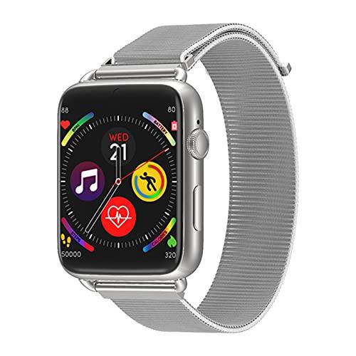 XYZK 4G Smart Watch Android Smartwatch 2021 3G RAM 32G ROM Soporte SIM Tarjeta Cámara Smart Watch Hombres,A