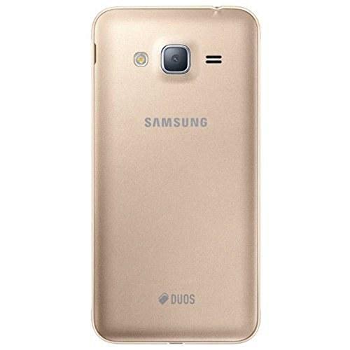 Samsung Galaxy J3 (2016) Duos SM-J320H/DS 8GB Dual SIM Unlocked GSM Smartphone - International Version, No Warranty (Black)