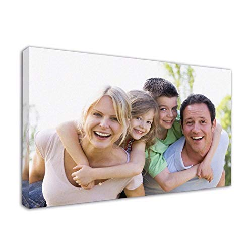 XIESHANG Stampa su Tela Personalizzata,Stampe,Poster,Quadri Personalizzati con Foto su Tela (30X40cm)
