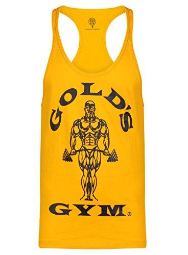 Gold/´s Gym Ggts038 Camiseta Hombre