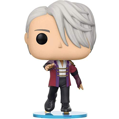 Funko Pop Animation : Yuri on Ice - Victor 3.75inch Vinyl Gift for Anime Fans SuperCollection