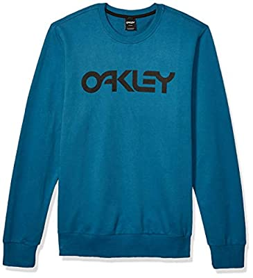 Oakley Mens Men's B1B Crew, Blue Coral, XX-Large from Oakley Mens