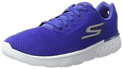 Skechers Performance Go Run 400, Scarpe Running Uomo, Blu (Blue), 40 EU