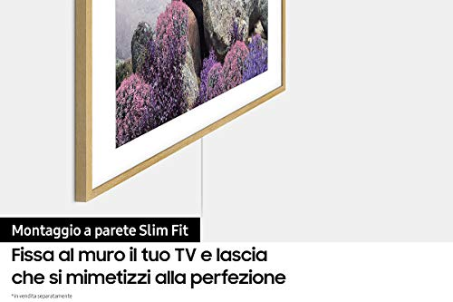 Samsung TV The Frame QE43LS03AAUXZT, Smart TV 43