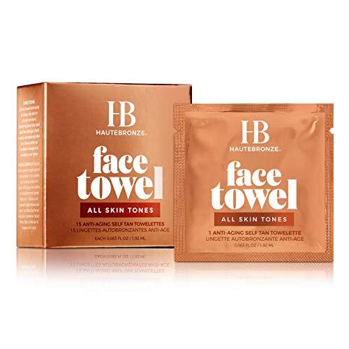 Tan Towel Face Towel, 0.94 fl. oz.