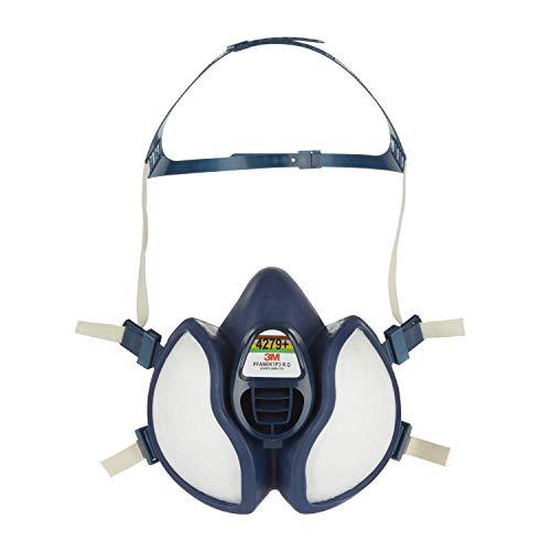 3M Atemschutz-Halbmaske Wartungsfrei 4279+, Filter FFABEK1P3 R D, blau