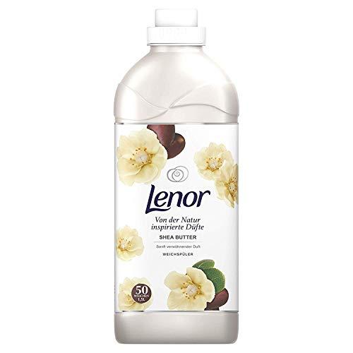 Lenor wasverzachter Shea Butter, 1,5 l, 50 wasbeurten