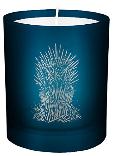 Photo de game-of-thrones-iron-throne-glass-votive-candle