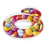 [page_title]-Bestway Schwimmsessel Candy Delight, 118 x 117 cm