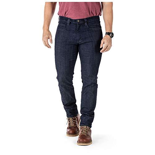 5.11Tactical Herren \'Defender–Flex Jean–Slim, Herren, 74465, Indigo, Size 36 x 32