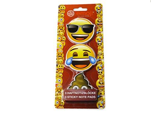 Undercover Emoji Goma de borrar (3 Gomas Gigantes)