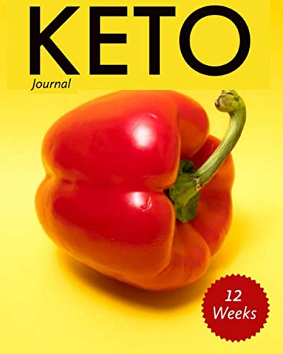 Keto Journal: Weight Loss Tracking Journal For Women And Keto Planner 220 pages