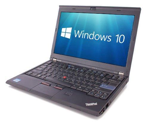 Lenovo ThinkPad X220 12.5 (1366x768) 2nd Gen Core i5-2520M(2.5GHz) 4GB 250GB WebCam Windows 10 Professional 64-bit (Certified Refurbished)