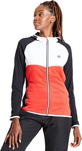 Dare 2B Courteous II Coral Stretch Jacket Donna Siviglia/Nero Taglia UK 8 | EU 34 2020 Giacca invernale