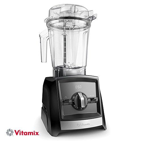 Vitamix ASCENT A2300i Hochleistungsmixer - die innovative Weiterentwicklung (schwarz)