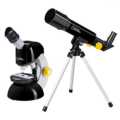 National Geographic Teleskop- und Mikroskop-Set 9118400