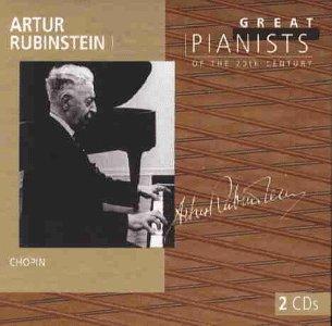 Die großen Pianisten des 20. Jahrhunderts - Artur Rubinstein