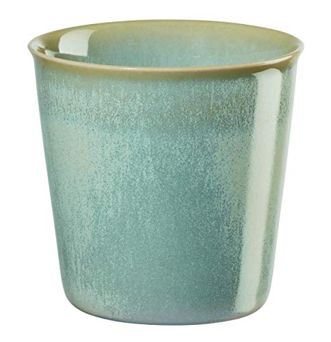 ASA Becher Café Lungo, grün D. 9,2 cm, H. 8,7 cm, 0,25 l.