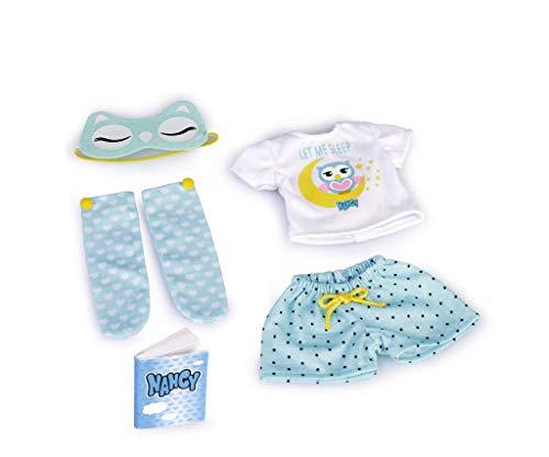 Nancy- Dulce sueños, Set de ropita de Pijama niñas a Partir de 3 años (Famosa 700015718)