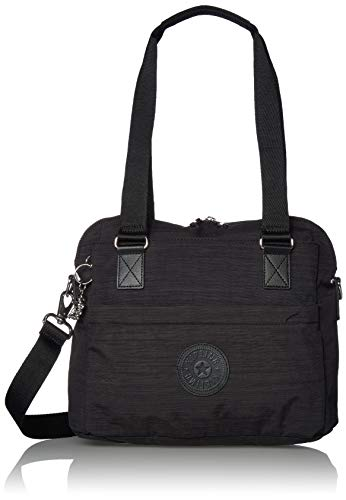 "Kipling Women's Giselle Backpack, Black Dazz, 12.5""W x 10.25""H x 6""D"