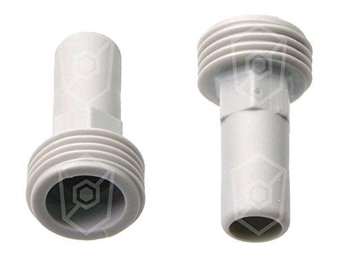 Winterhalter Endstück für Spülmaschine GS14, GS15, GS14E, GS15E, GS29, GS72 für Wascharm Länge 37mm 1/2' 1/2'