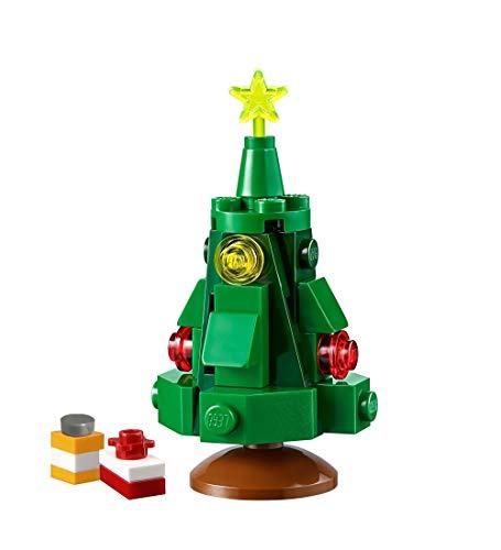 LEGO Holiday Mini Build Set - Little Christmas Xmas Tree (with Presents) 10245