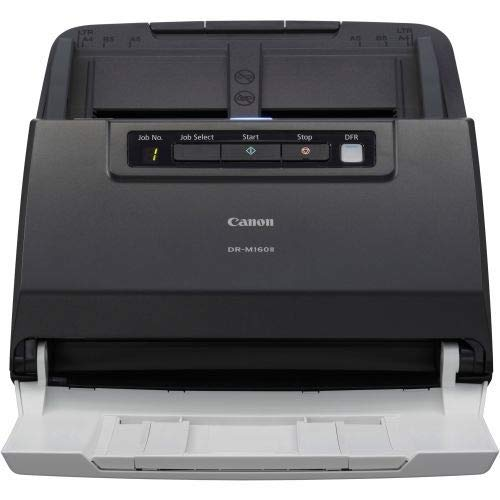 Review Canon imageFORMULA DR-M160II Sheetfed Scanner - 600 dpi Optical - 24-bit Color - 8-bit Graysc...
