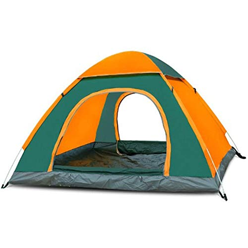 WEUN Pop-up Beach Tent Dome Tent, Hydraulic Tent With Double Waterproof Function That Can Accommodate 2-3 People, Used For Outdoor Hiking