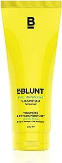 BBLUNT Full On Volume Shampoo - For Fine Hair, 200 ml
