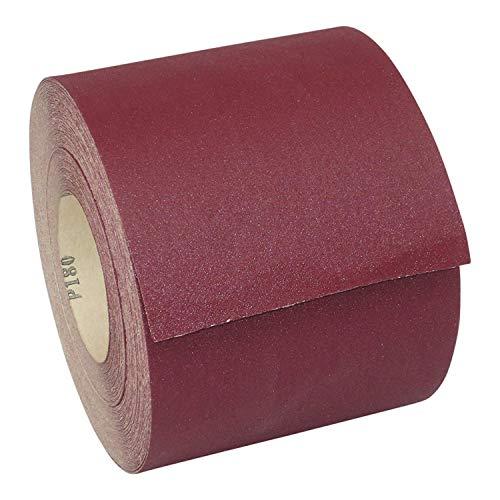 Schleifpapier Eckra 1 Rolle Red 115 mm x 50 m P 100