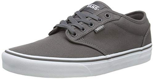 Vans Herren Atwood Canvas Total Sneakers, Grau (Pewter), 42.5 EU