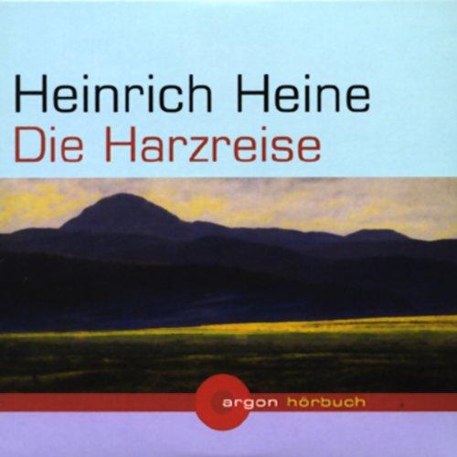 Die Harzreise audiobook cover art