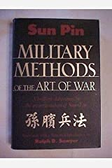 1995 Book, MILITARY METHODS OF THE ART OF WAR by Sun Pin Hardcover
