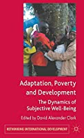 Adaptation, Poverty and Development: The Dynamics of Subjective Well-Being (Rethinking International Development series)