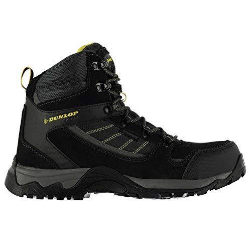 Dunlop Hombre Waterproof Hiker Botas De Seguridad Negro Mar EU 41 (UK...