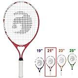 Best Kids Tennis Rackets - Gamma Sports Junior Tennis Racquet: Quick Kids 21 Review