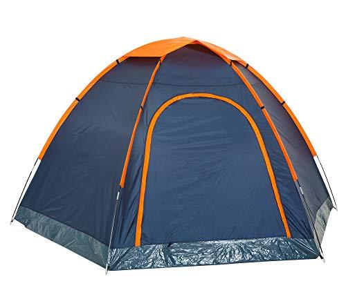 CampFeuer Hexagon Zelt für 4 Personen
