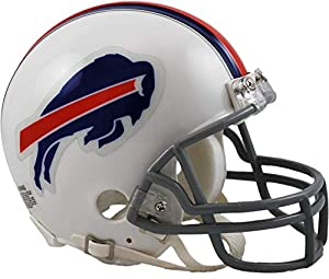 Riddell Buffalo Bills VSR4 Mini Football Helmet - NFL Mini Helmets