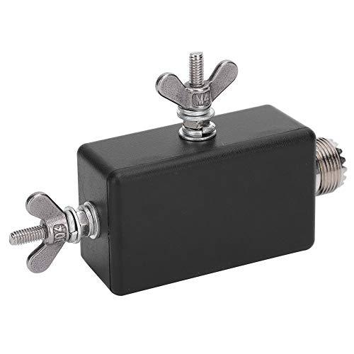 cersalt HF Mini Balun, Mini Balun, Exterior Estable Funcional para Equipos de Audio
