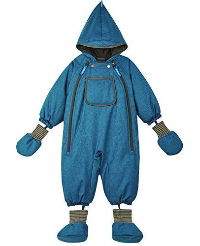 Finkid Sukat Gestreift-Blau, Socken, Größe 27-30 - Farbe Navy - Denim