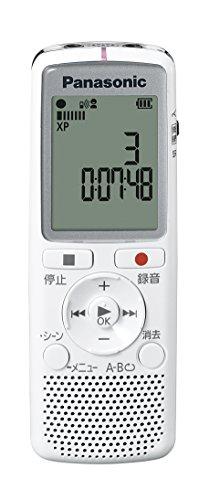 パナソニックICレコーダーホワイトRR-QR220-W