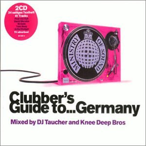 Ministry of Sound Clubbers Guide to Germany