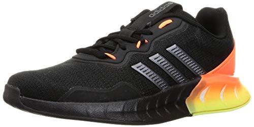 adidas KAPTIR Super, Zapatillas de Running Hombre, NEGBÁS/HIEMET/GRISEI, 43 1/3 EU